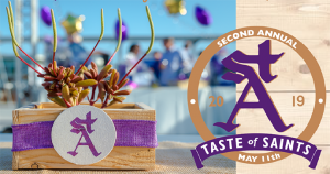 2nd Annual Taste of Saints @ St. Augustine High School - Commons | San Diego | California | United States